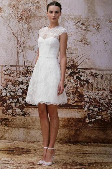 Váy cưới ngắn 3