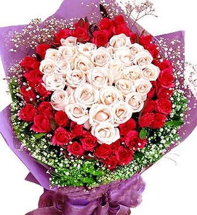 Những mẫu lẵng hoa hồng đẹp lung linh tặng nàng nhân ngày 20/10 19