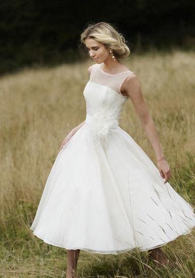 Váy cưới ngắn 4