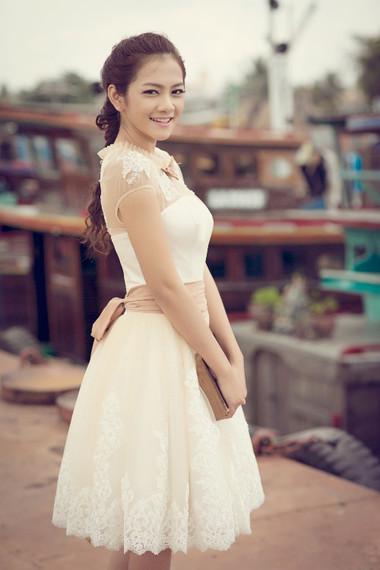 Váy cưới ngắn 5