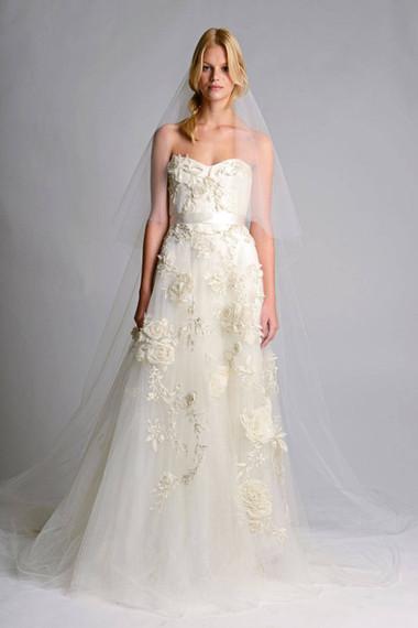 Váy cưới dáng dài 2