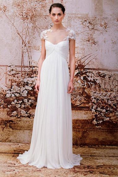 Váy cưới dáng dài 3