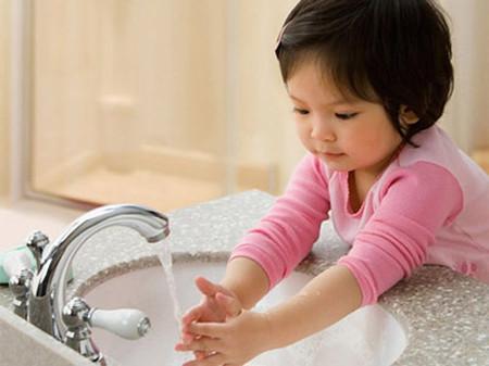 Một số lưu ý giúp phòng bệnh hô hấp ở trẻ trong tiết giao mùa 1
