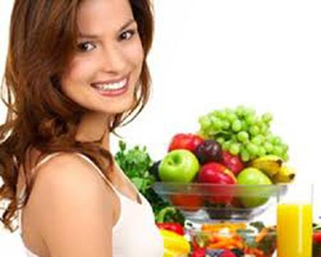 Bước 3: Ăn nhiều rau xanh 1