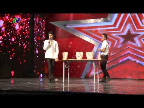 Ảo thuật gia đường phố Nguyễn Duy Anh - Vietnam's Got Talent 2014 1