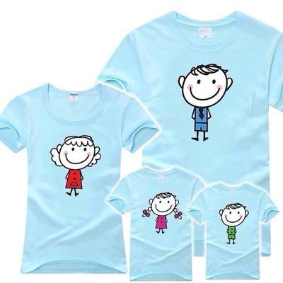 Những mẫu áo đồng phục ý nghĩa cho gia đình bạn khi đi du lịch 6