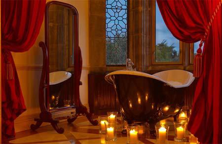 Phòng tắm đêm lãng mạn 5