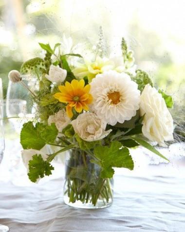 Phòng khách thêm rực rỡ với hoa thược dược - hoa của mùa Đông 7