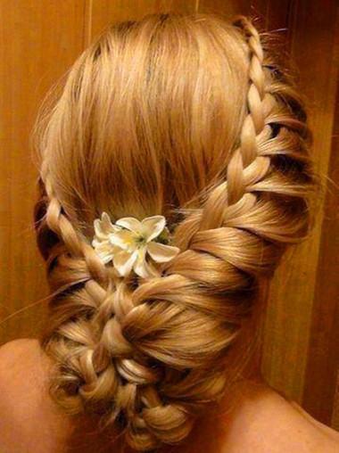 Những kiểu tóc dài cho cô dâu thêm rạng rỡ 10