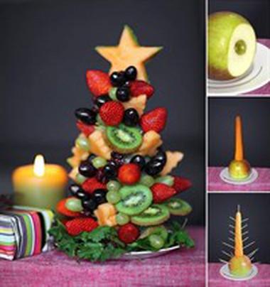 Tưng bừng đón Giáng sinh với hình ảnh cây thông  8