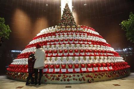 Tưng bừng đón Giáng sinh với hình ảnh cây thông  10