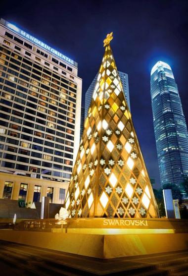 Tưng bừng đón Giáng sinh với hình ảnh cây thông  11