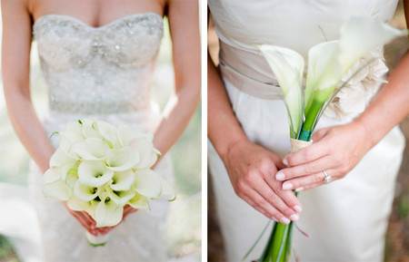 Vẻ đẹp thanh khiết của hoa Rum cho cô dâu đẹp rạng ngời trong ngày cưới 7