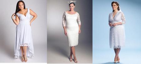 Bí quyết giúp bạn gái mũm mĩm chọn được chiếc váy cưới như ý 4