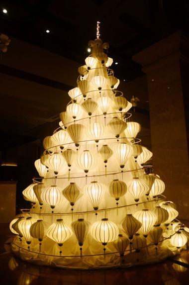 Tưng bừng đón Giáng sinh với hình ảnh cây thông  6