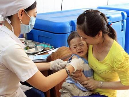 Cha mẹ nên cẩn thận với bệnh sởi trong mùa Đông Xuân cho trẻ 1