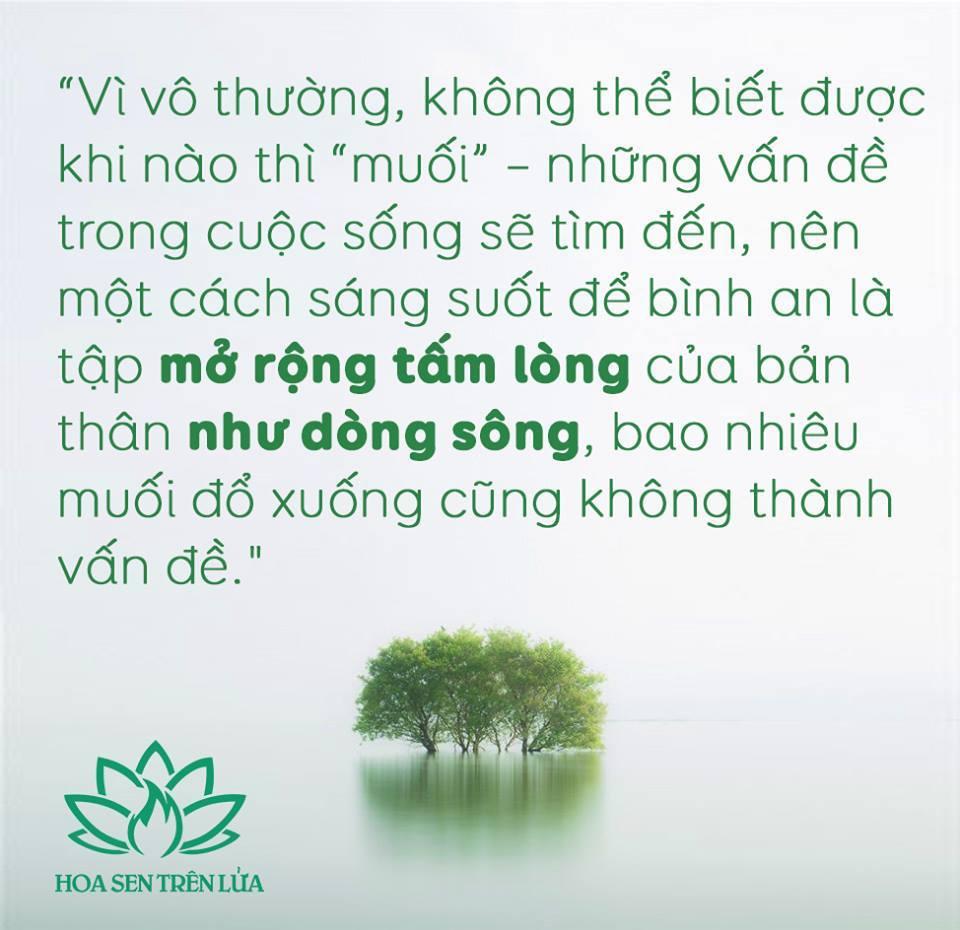 THẦM BIẾT ƠN ĐỂ MỞ RỘNG TẤM LÒNG, BẠN SẼ BÌNH AN 2