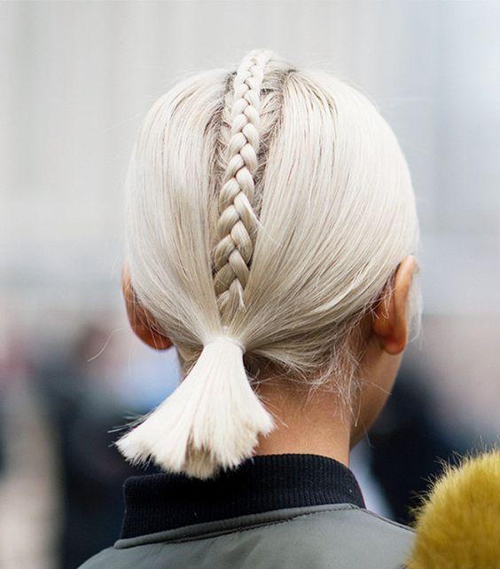 Các kiểu tóc đuôi ngựa quyến rũ nhất năm 2018 8