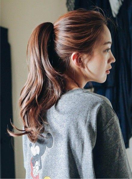 Các kiểu tóc đuôi ngựa quyến rũ nhất năm 2018 10