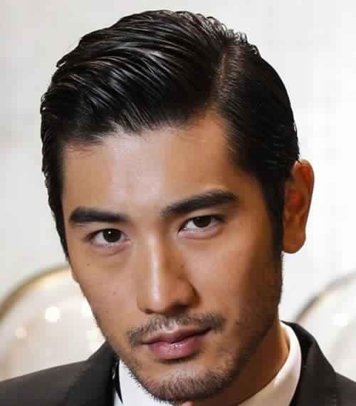 Những kiểu tóc hấp dẫn nhất của các quý ông châu Á bạn không thể bỏ qua 5