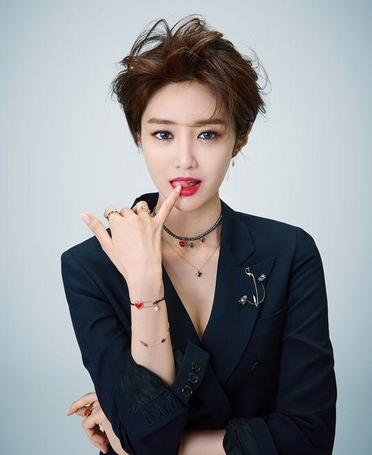 Tóc ngắn style Hàn Quốc cho mùa hè 2018 5