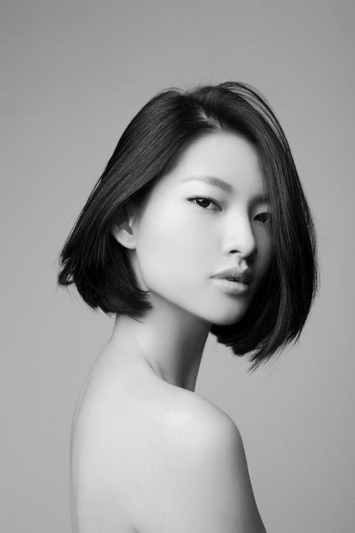 Tóc ngắn style Hàn Quốc cho mùa hè 2018 9