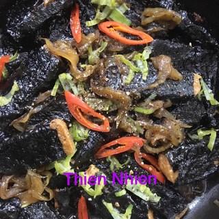 Cá kèo chay kho dưa cải đậm đà đưa cơm 1