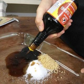 Cách nấumón cá kèo chay kho dưa cải 2