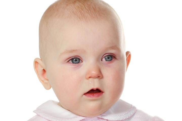 Dấu hiệu trẻ sơ sinh mắc viêm phế quản 1