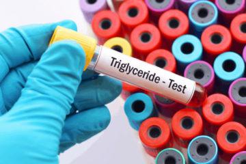Triglyceride tăng cao phải làm sao?